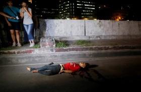 80 قتيلا في تصعيد  الحرب على المخدرات بالفلبين