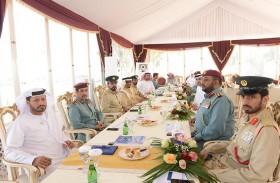 ضاحي خلفان يترأس اجتماع الفريق التنفيذي لرؤساء مؤشرات الأجندة الوطنية