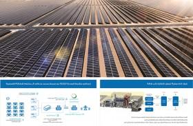 «مصدر» تستعرض أفضل الحلول والتقنيات المطبقة في مشاريعها خلال «ويتيكس 2018»