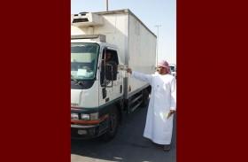 بلدية مدينة أبوظبي تنفذ حملة توعوية حول مركبات نقل المواد الغذائية
