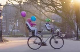 دراجة هوائية ذاتية القيادة