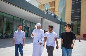 جامعة عجمان تتوسع بنظام المنح الدراسية للطلبة والخريجين