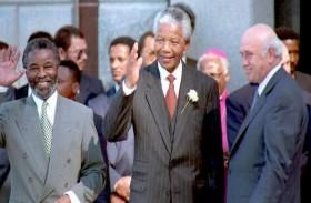 هل يمكن أن يوجد نيلسون مانديلا اليوم...؟