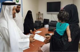 1076 أسرة متعففة تستفيد من حملة «جود» الرمضانية في دبا الحصن وخورفكان