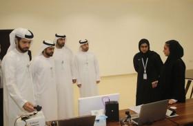 بلدية رأس الخيمة تحتفي بشهر الابتكار عبر مجموعة من الفعاليات
