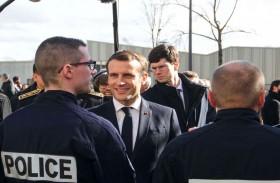 ماكرون يُعلن الحرب على التدخلات التركية في فرنسا