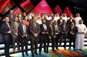 دبي التجارية تكرم الفائزين بالدورة العاشرة من «جائزة التميز في الخدمات الإلكترونية»