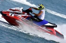 التسجيل والفحص لمونديال الدراجات المائية اليوم