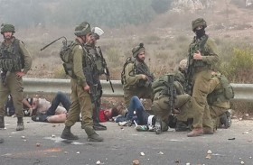 اعتداءات الاحتلال تتزايد على أراضي بيت جالا عشية الأعياد