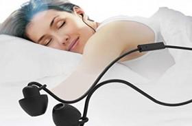 تجنب النوم والسماعات داخل أذنيك