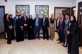 منطقة عجمان الحرة توقع مذكرة تفاهم مع دبي للتأمين