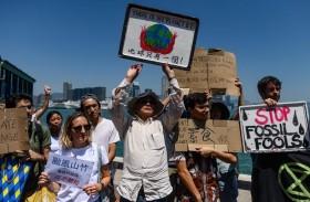 العفو الدولية تندد بالاستخدام المفرط للقوة في هونغ كونغ