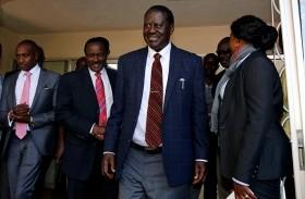 كينيا تترقب اودينغا للاحتجاج على الانتخابات