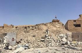 فلوله لا تزال باقية وفق ما يقول محللون.. داعش لن يعود إلى مناطقه في سوريا والعراق