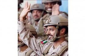 محمد بن راشد: زايد بن حمدان نموذجاً وقدوة للجيل