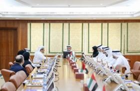 اللجنة الدائمة للتنمية الاقتصادية في عجمان تعقد جلستها التاسعة للعام 2019