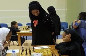 منافسات قوية في دوري المراحل السنية للشطرنج