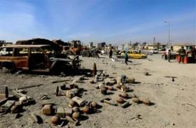 الألغام تلاحق أهالي الرقة بعد طرد داعش
