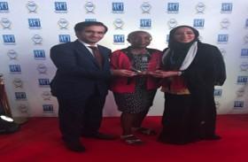 مطار أبوظبي الدولي يتسلم جوائز «أفضل مطار في الشرق الأوسط» و«أفضل مطار تطوراً»