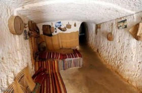 كهوف ليبيا القديمة متعة للاستجمام
