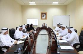 «هيئة مكتب استشاري الشارقة» تؤكد أهمية العمل لتحقيق المزيد من المنجزات والمكتسبات