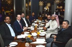 قصر الامارات ينظم جولة ترويجية في مملكة البحرين والمدير العام يرحب بزوارها