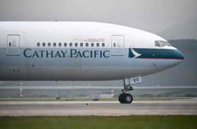 أزمة هونغ كونغ تثير الخوف في كاثاي باسيفيك للطيران