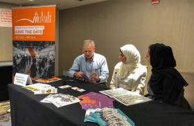 «الشارقة للكتاب» ترعى وتشارك في الدورة الـ 14 من مهرجان الأدب التشويقي الأمريكي
