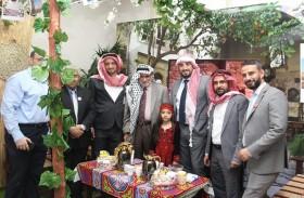 «تراثنا هويتنا» تحتفل بمختلف الجاليات في مالية عجمان