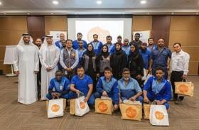 «ورشة حكومة دبي» تنظم حملة توعوية دعماً لجهود الحد من الهدر الغذائي