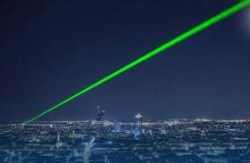 أشعة ليزر «غادرة» تحرق عين طيار في السماء