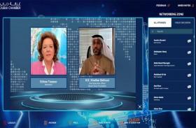 خلفان بلهول: دبي طورت تجربة عالمية في تبني الابتكار وريادة الأعمال وتصميم المستقبل