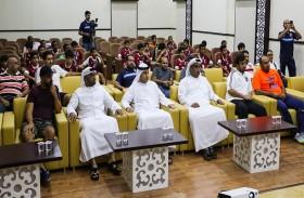 نادي الحمرية يطلق مبادراته المركزية للموسم الرياضي