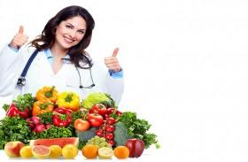 تناول الخضروات والفاكهة يحد من الانسداد الرئوي