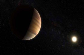 جسيم شارد يدخل المجموعة الشمسية