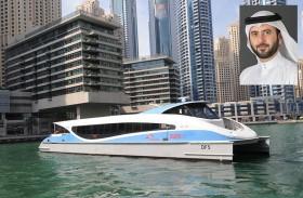 «هيئة الطرق والمواصلات» تطلق خطا بحريا لدعم السياحة عبر قناة دبي المائية