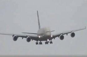 مهارة الطيار تهزم رياح هيثرو