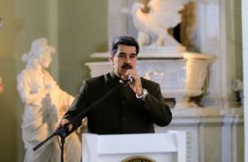مادورو يتهم رئيس كولومبيا بالتخطيط لنشر كورونا في فنزويلا