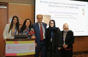 أصدقاء مرضى السرطان تعرض تجربتها التوعوية أمام قادة الصحة العالمية في ماليزيا