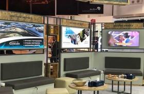 مطارات أبوظبي تشارك في معرض سوق السفر العربي «الملتقى 2018»