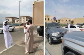 بلدية مدينة أبوظبي تنفذ حملة حول المركبات المهملة للحفاظ على المظهر العام