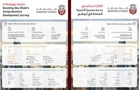 عويضة المرر: البنية التحتية للطاقة في أبوظبي قوية ومرنة وأمن الإمدادات موثوق