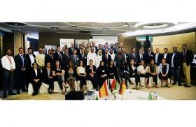 غرفة رأس الخيمة تستعرض فرص الاستثمار مع فرنسا وألمانيا وإسبانيا