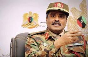 الجيش الليبي يفرض شروطاً لإعادة فتح موانئ وحقول النفط