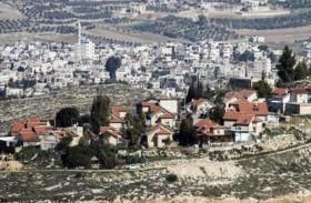 5500 وحدة استيطانية جديدة في القدس خلال 2017