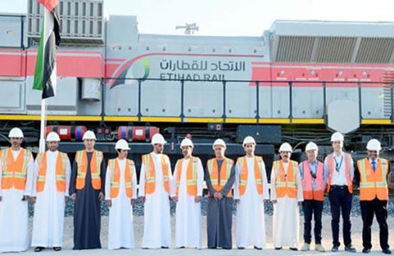 الاتحاد للقطارات تعرف بمشروعاتها في المنطقة الغربية