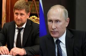 رئيس الشيشان يؤكد استعداده للاستقالة