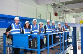 تأسيس مركز رائد لبحوث المواد المتقدمة في المملكة المتحدة