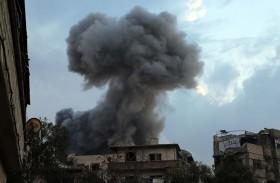 أكثر من 500 قتيل مدني حصيلة سبعة أيام من القصف الدموي