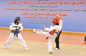 انطلاق الفعاليات الرياضية للكليات والمعاهد ورياضات الدفاع عن النفس  الثامنة في أبوظبي